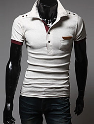 INMUR Herrengrund Rivet Polo-T-Shirt