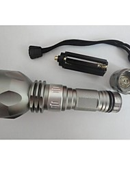 Lights LED Flashlights/Torch / Lanterns & Tent Lights / HID Flashlights/Torch / Diving Flashlights/Torch 800 Lumens Lumens ModeCree XM-L