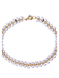 Women's Fashion Unique Design 18K Gold Plated Bracelet