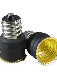 E12 à E14 Ampoules LED Socket Adapter
