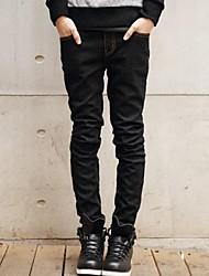Men's Jeans , Casual/Work Pure Denim