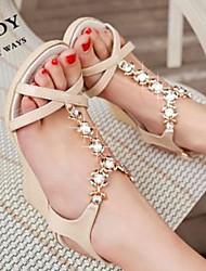 Sandalias Como la Imagen )- 3-6cm - Tacón Cuña para Zapatos de mujer