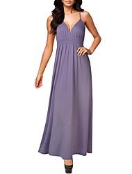 MOL Elasticity Maxi Long Dresses