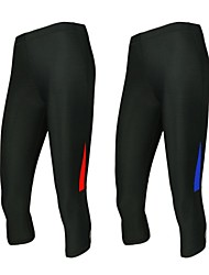 Arsuxeo Women's 3/4 Runing Compression Tights