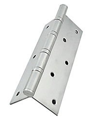 150mm × 100mm Brushed Stainless Steel For Villa Door Hinge
