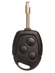3-Button Remote Key Case for Ford Mondeo