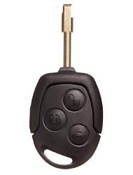 3-кнопочным пультом дистанционного ключа чехол для Ford Mondeo