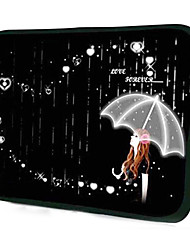 "An Umbrella Girl Pattern Laptop Sleeve Case for 11.8"" MacBook Pro/Pro with Retina Display"