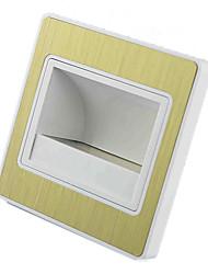 1 COB Light 1.5W PC Golden LED Wall Light IP65 Waterproof
