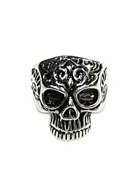 Fashion Stainless Steel Ring - Skeletons