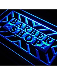 Barber Shop Hair Cut Display Neon Light Sign