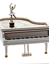 מכונת מוסיקה צעצוע של פסנתר קלאסית
