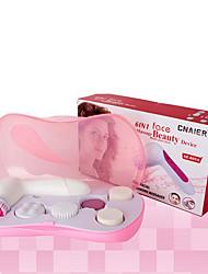 A prueba de agua de la cara masajeador eléctrico limpiador facial