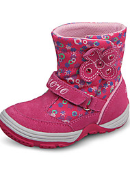 zapatos niñas consuelan botas de nieve talón plano más colores disponibles