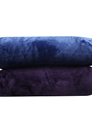Super SoftSolid Solid 100% Polyester Blankets