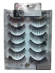 6 pairscoolflower false eyelashes 032#