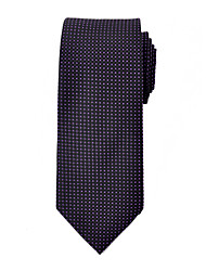 Classic Dots Polyester Long Tie