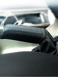 Xuji ™ Натуральная кожа ручной тормоз Обложка для 2007-2012 Ford Mondeo Mondeo Mk4