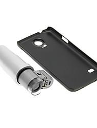 Samsung N9600 Cell Phone Case e 200 volte lente di ingrandimento nel set