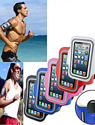 "Sports Arm Band for iPhone 7 / iPhone 6 / iPhone 6s / iPhone 5 / iPhone 5S and Other Blew 4.7"" Cell Phone Suitable for Out Door Sports Running"