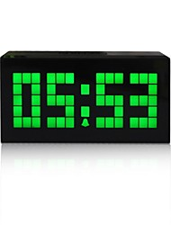 Kosda Chihai® Digital Projection Clock Snooze Alarm LED Backlight Calendar Thermometer Timer Countdown Timer