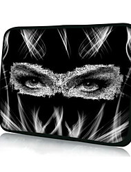 "Cool Girl Pattern Laptop Sleeve Case for 11.6"" MacBook Air"