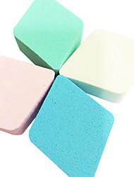 4PCS Rhombus Maquiagem Powder Puff