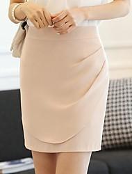 Hanyiou ® Damen-Taille-Hüfte-Rock OL Bag