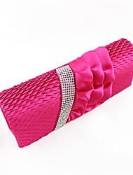 2014 New Trendy Elegant Style Silk Ladies Hand Purse