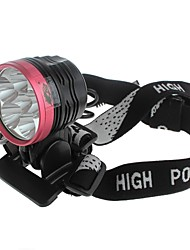 Zweihnder  Cree XM-L T6 2800lm 3-Mode White Light  Bike Lamp or Headlamp