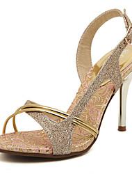 Women's Stiletto Heel Sling Back Sandals Shoes