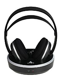 Artiste AAH100 Wireless Hifi High Definition Audio Headset Transmission 100m for TV and PC