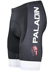 PALADIN® Cycling Padded Shorts Men's Breathable / Ultraviolet Resistant / 3D Pad Bike Padded Shorts/Chamois / Shorts / BottomsPolyester /