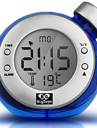 Bigtoys c1120 The First Smart Water Power Clock,The Water Elemental Magic Alarm Clock Without Battery