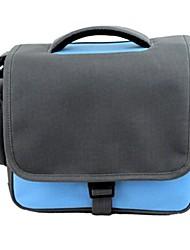 Nylon Compact System / hybride DSLR Camera Bag Case (stockage 1 Organe de 2 Lens, 18-55 18-135 objectif 18-105mm)