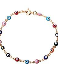 fashion design exclusivo das mulheres de 18 k ouro pulseira banhados
