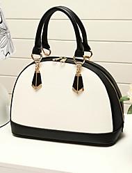 Bella Women's Leisure PU Leather Shoulder Bag