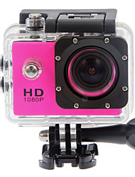 Deportes resistentes cámara FPV GoPro DV H.264 1080p pantalla LCD Full HD de 30 m de agua de 1,5 pulgadas