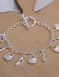 MELES's Pure Silver Bracelet