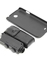Samsung N9500 Cell Phone Case e 100 volte lente di ingrandimento in Set