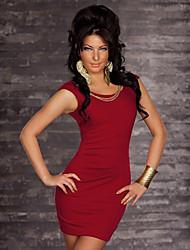 psychische Schnalle Kleid q Frauen