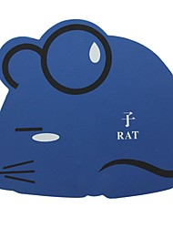 Qianjiatian ® Signo durável mouse pad mouse