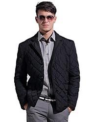Lesmart Men's Fshion Cotton Classic Outwear