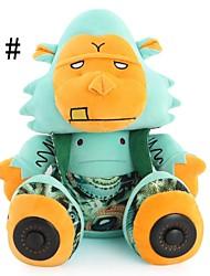 IMMI ® IBS-003 poupée de dessin animé cool avec fente pour carte TF LED Bluetooth Speaker lumière