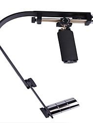 PC-100 Ручной Лук Стабилизатор для камер, зеркальные фотокамеры-(красный, черный, золотистый)