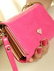 Women Elegant Purse Long Clutch Multifunction Wallet
