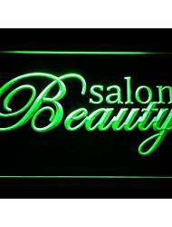 m116 Beauty Salon luz de neón