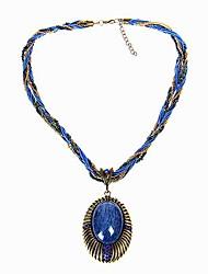 Women's Vintage Opals Necklace
