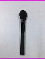 Haute Qualité Forme Noir Peach cheveux de poudre cosmétique Fard à joues outil Pinceau de maquillage