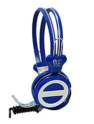 JiaHe CD-732MV Over-Ear-Stirnband-Kopfhörer mit Mikrofon